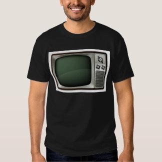 Retro TV Illustration T-shirt