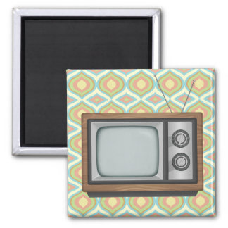 Retro TV Magnet