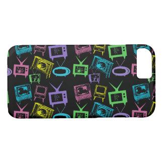 Retro TVs iPhone 8/7 Case