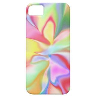 Retro Tye Dye Print iPhone 5 Cover