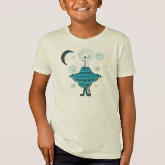 Retro UFO T-Shirt