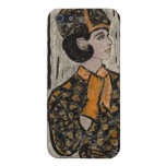 RETRO UPTOWN GIRL iPhone 5 COVER