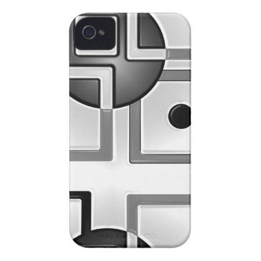 Retro urbano iPhone 4 Case-Mate coberturas