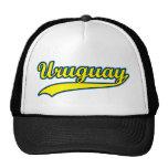 Retro Uruguay Trucker Hat