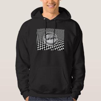 Retro USA Emblem Hoodie
