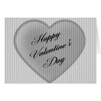 Retro Valentine's Day Card  I love you