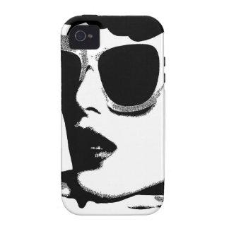 Retro Vamp iPhone 4 Case