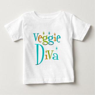 Retro Veggie Diva Infant T-shirt