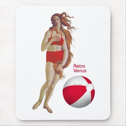 Retro Venus Mousepad
