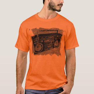 RETRO VIBE 80'S 90'S BOOM BOX T-Shirt