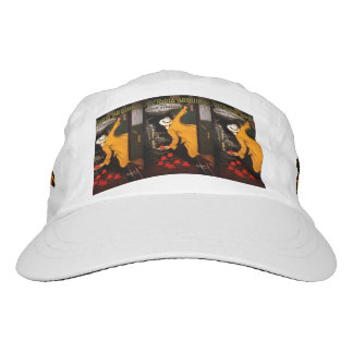 Retro Victoria Arduino Coffee Ad Headsweats Hat