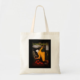 Retro Victoria Arduino Coffee Ad Tote Bag