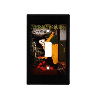 Retro Victoria Arduino Coffee Light Switch Cover