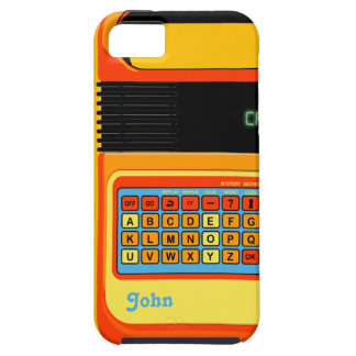 Retro video game motif vintage for iPhone5 Case iPhone 5 Cases