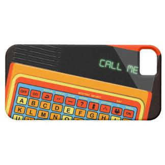 Retro video game Speak spell texas instruments vin iPhone SE/5/5s Case