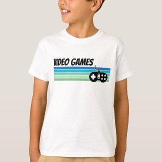 Retro Video Games T-Shirt