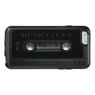 Retro vintage audio style cassette cover OtterBox iPhone 6/6s case