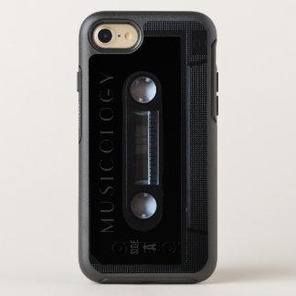 Retro vintage audio style cassette cover OtterBox symmetry iPhone 7 case