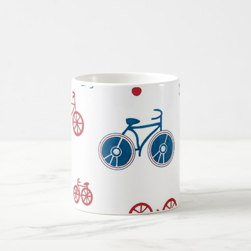 Retro Vintage Bicycle design Coffee Mug