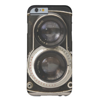 Retro Vintage Camera Barely There iPhone 6 Case
