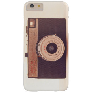 Retro Vintage Camera Barely There iPhone 6 Plus Case