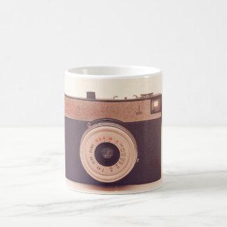 Retro Vintage Camera Coffee Mug