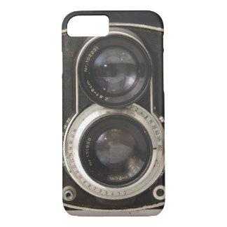 Retro Vintage Camera iPhone 7 Case