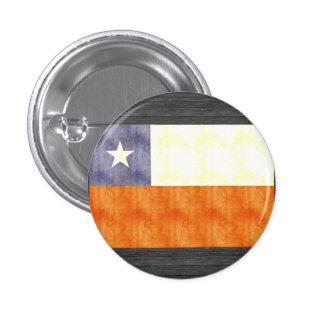 Retro Vintage Chile Flag Pins