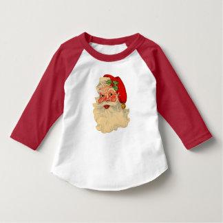 Retro Vintage Christmas Santa Claus T-Shirt