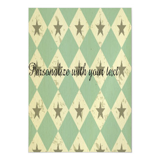 retro, vintage,diamond,fall colours,pattern,chic, magnetic card