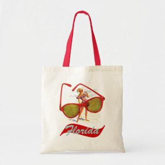 Retro Vintage Florida Fun in The Sun Bag Gift