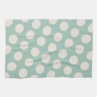 Retro Vintage Geometric Pattern - Personalize Kitchen Towel
