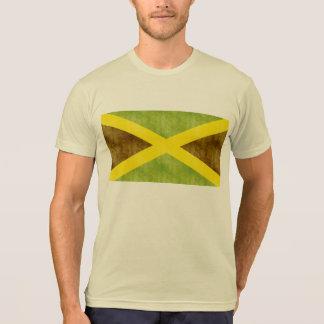 Retro Vintage Jamaica Flag Tees