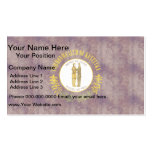 Retro Vintage Kentucky Flag Double-Sided Standard Business Cards (Pack Of 100)