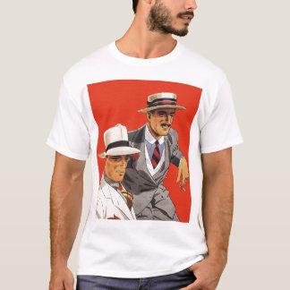 Retro Vintage Kitsch 20s Men's Fashion Ad Art T-Shirt