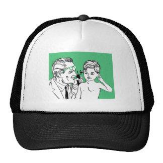 Retro Vintage Kitsch 60s Let's Visit The Doctor! Trucker Hat