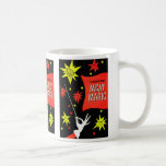 Retro Vintage Kitsch Canned Meat Magic Coffee Mug