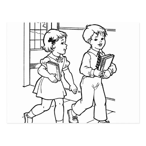 schools out coloring pages - photo#16