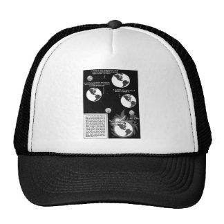 Retro Vintage Kitsch 'End of the World Scenario' Trucker Hat