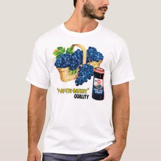 Retro Vintage Kitsch Food Grape Jelly & Grapes Ad T-Shirt