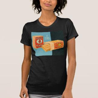 Retro Vintage Kitsch Food Magic Foam Yeast Shirt