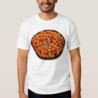 Retro Vintage Kitsch Food Pork and Beans Shirt