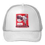 Retro Vintage Kitsch Ice Cream Novelty Mr. Big Trucker Hat