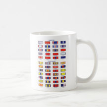 Ribbons TravelZazzle Military Mugs Coffeeamp; 08vmwNn