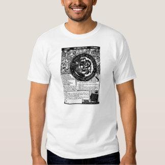 Retro Vintage Kitsch Monster Cult of Horror Club T-Shirt