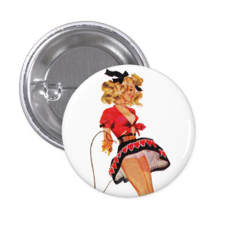 Retro Vintage Kitsch Pin Up 50s Sweetheart Girl