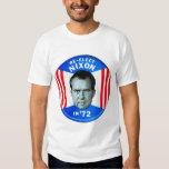 Retro Vintage Kitsch Politics Re-Elect Nixon in 72 Dresses