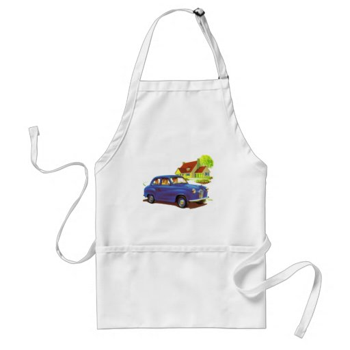 Retro Vintage Kitsch The Great Sunday Drive Aprons