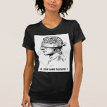 Retro Vintage Kitsch Vice Is Your Head Diseased? T-shirts