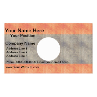 Retro Vintage Laos Flag Double-Sided Standard Business Cards (Pack Of 100)